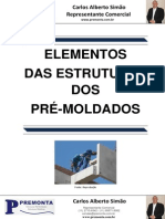 Elementos Das Estruturas Dos Pré-Moldados