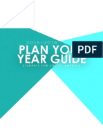 2015-2016 Plan Your Year Guide