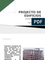 Projecto de Edifícios