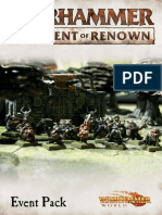regiments of renown rules for wfb skirmishes
