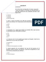 Lección 7 y 8