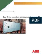Guia tecnica ABB para reduccion de armónicos Variadores.pdf