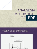 Analgesia Multimodal
