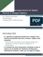Mortalidad Perioperatoria en Sepsis Severa y Choque Séptico