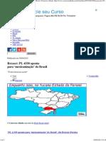 Bresser_ PL 4330 Aponta Para 'Mexicanização' Do Brasil _ Conversa Afiada