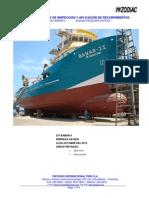 Informe Final BAMAR II Año 2012
