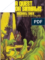A Quest for Simbilis - Michael Shea