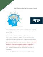 potenciadores cerebrales