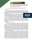 A Territorialização Do Capitalismo No Campo e as Relações Entre o Rural e o Urbano No Município de Catalão