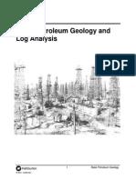31591109 Basic Petroleum Geology Log Analysis