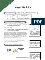 IV Bim. 3er. Año - FISI. - Guia Nº 7 - Energía Mecánica