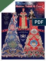 Las Donas 2015 - The Court of Celebratory American Festivals & Events