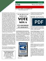 november 2007 news