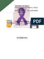 Carta Destaller descriptiva Violencia Sexual