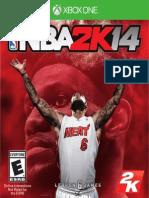 Nba 2k14 Xboxone Manualw