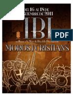 2011 - Libro Oficial de Fiestas de Moros y Cristianos de Ibi