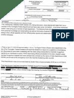 Heather Birden Warrant