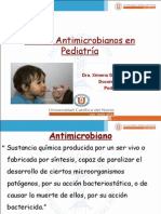 34. Uso de Antibioticos en Pediatría