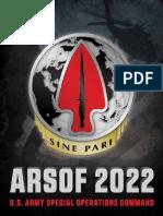 ARSOF 2022
