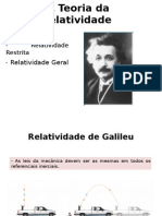 A Teoria da Relatividade.pptx