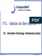 Material - ITIL - CompanyWeb - Website