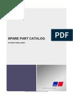 MTU 12V4000M53 Spare Parts Catalog