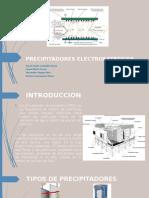 PRECIPITADORES-ELECTROESTATICOS