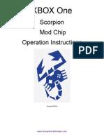 Scorpion XBOX One Operation Instructions 2-2-2014