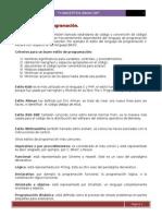 Apuntes Unidad I de Programacion Logica y Funcional