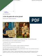 A Dor Da Gente Não Sai No Jornal _ TIJOLAÇO
