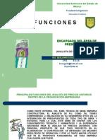 1.- Funciones Analista de p.u.