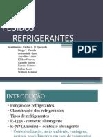 FLUIDOS REFRIGERANTES (atualizado)