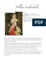 LIDDERDALE, Charles Sillem