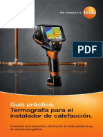 Gua Prctica Termografa en Calefaccin ES