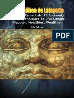 Book of Ramadosh 13 Anunnaki Ulema Techniques t