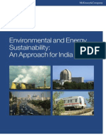 Environmental Energy Sustainability