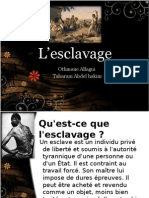 Obiblio Fr 2921 l Esclavage