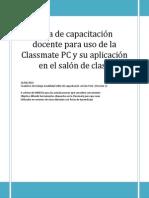 Manual Classmate Pc