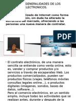 EXPOSICIÓN  10 CONTRATOS ELECTRONICOS