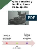 Patologías - Antropología