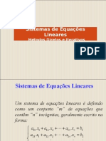 ELIMINACAO DE GAUSS