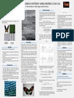 Poster Presentation- Biomimicry