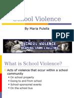 school violence powerpoint