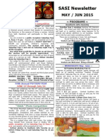 May/June News 2015