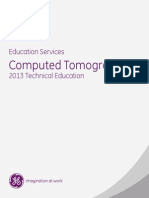 GEHealthcare Education Catalog Computed Tomography