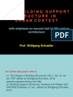 Building Structure in Urban Context, Wolfgang Schueller