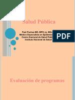 Evaluacion de Programas-Indicadores de Estructura