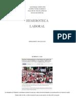 LABORAL HEMEROTECA