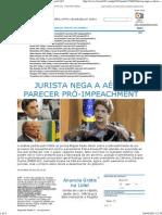 Jurista Nega a Aécio Parecer Pró-impeachment _ Brasil 24_7