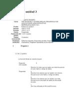 Evaluacion Unidad 3 Exccel y Access